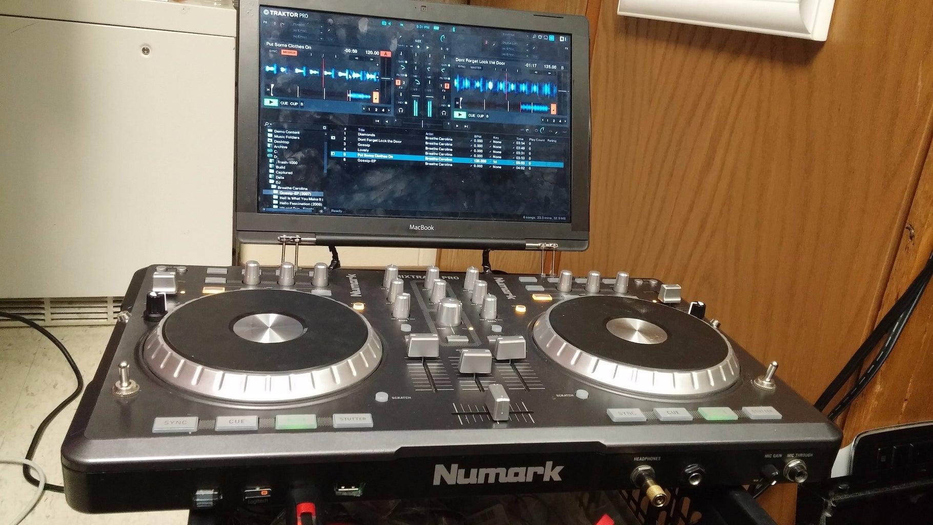 BeatSauce - a Laptop Midi Controller Hybrid