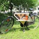 The Dutch cyclist