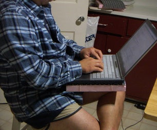 Insulating Laptop Pad