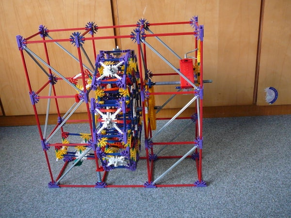 K'nex Wheel Lift With Holes