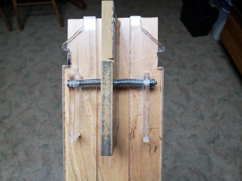 Step 9 - the Locks