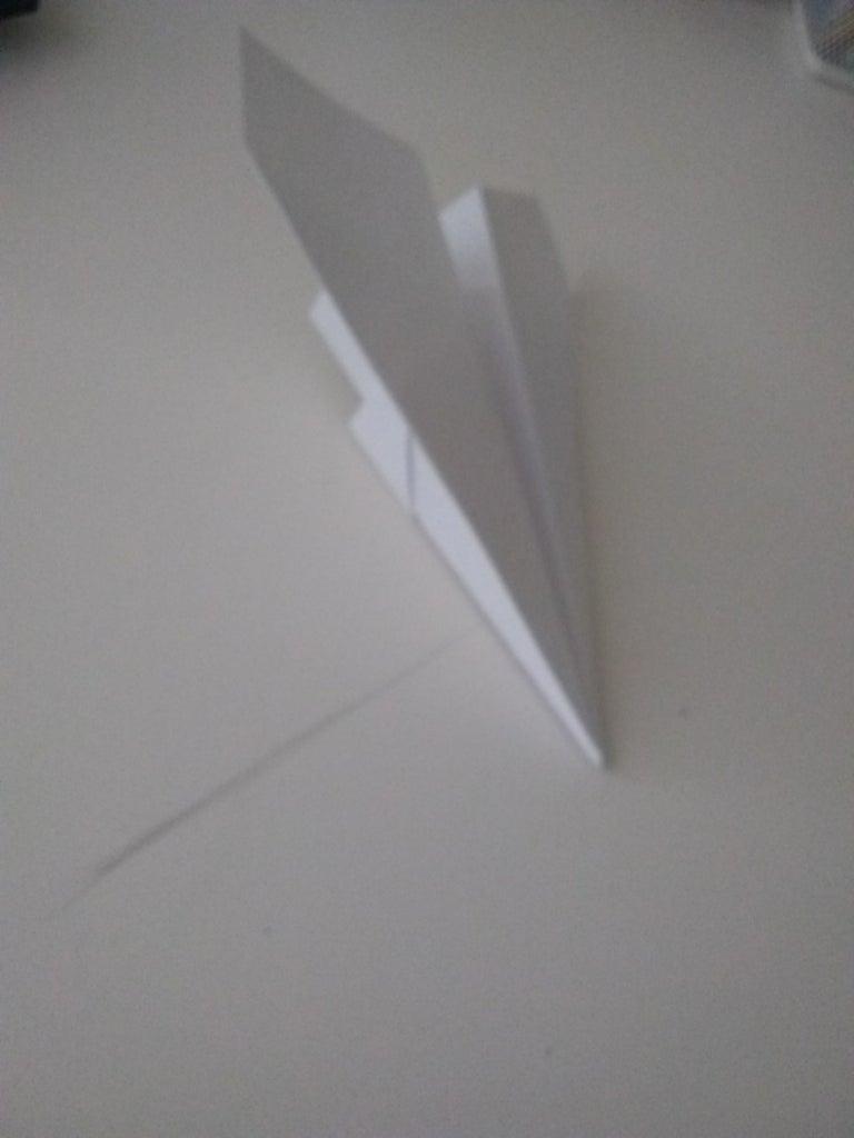 Trick Paper Airplane