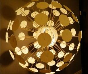 Pilea Pendant Light