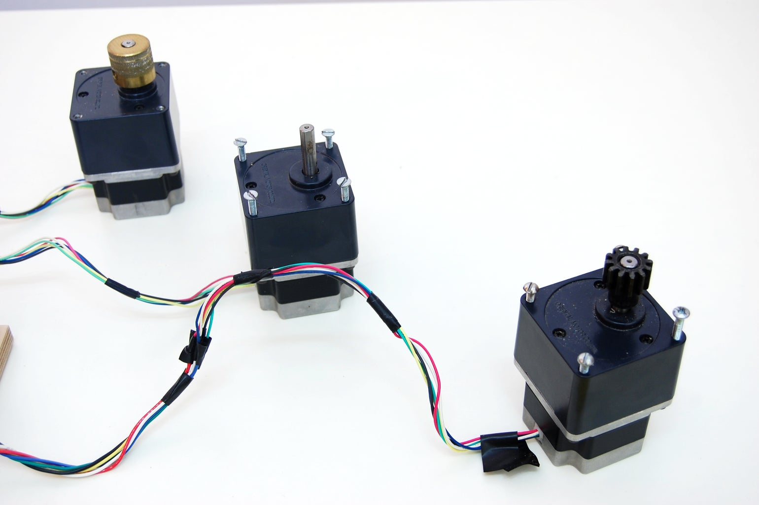 Wiring and Motors