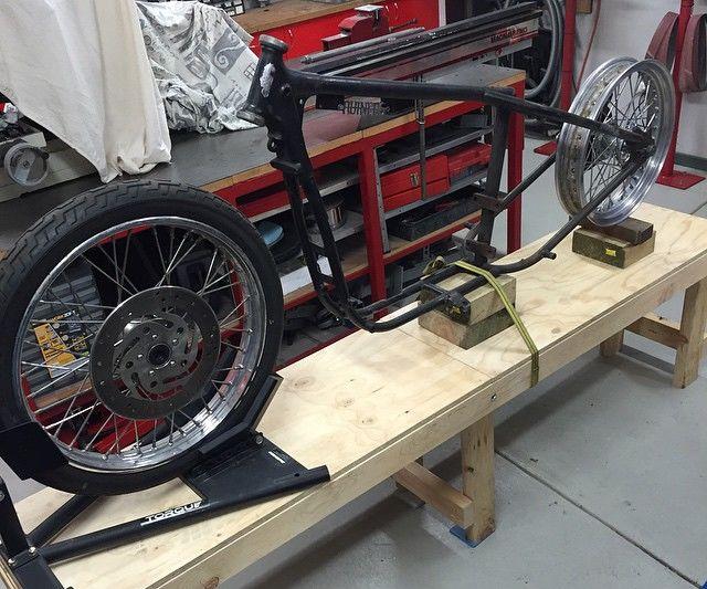Motorcycle Build Platform
