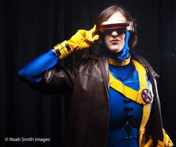 """How to Make an X-Men: """"Cyclops"""" Costume"""