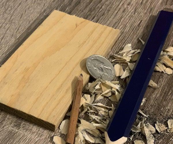 1:3 Scale Carpenter's Pencil