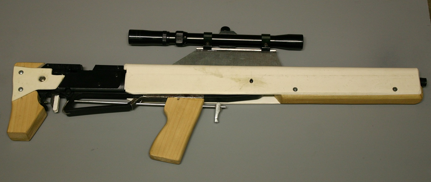 Powerline 880 Air Rifle Bullpup Conversion