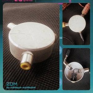 3.5 Mm Audio Adaptor