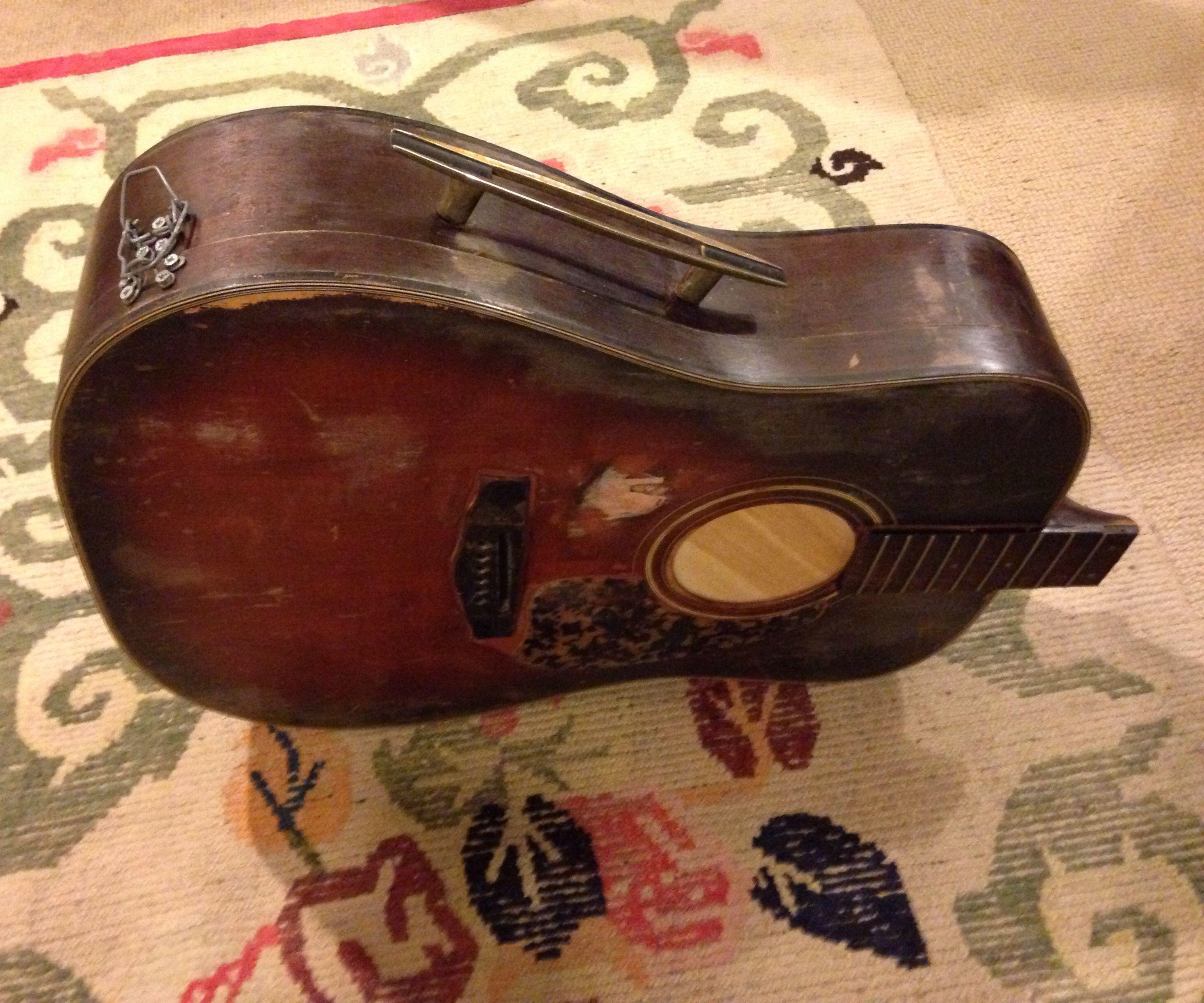 Guitar Suitcase