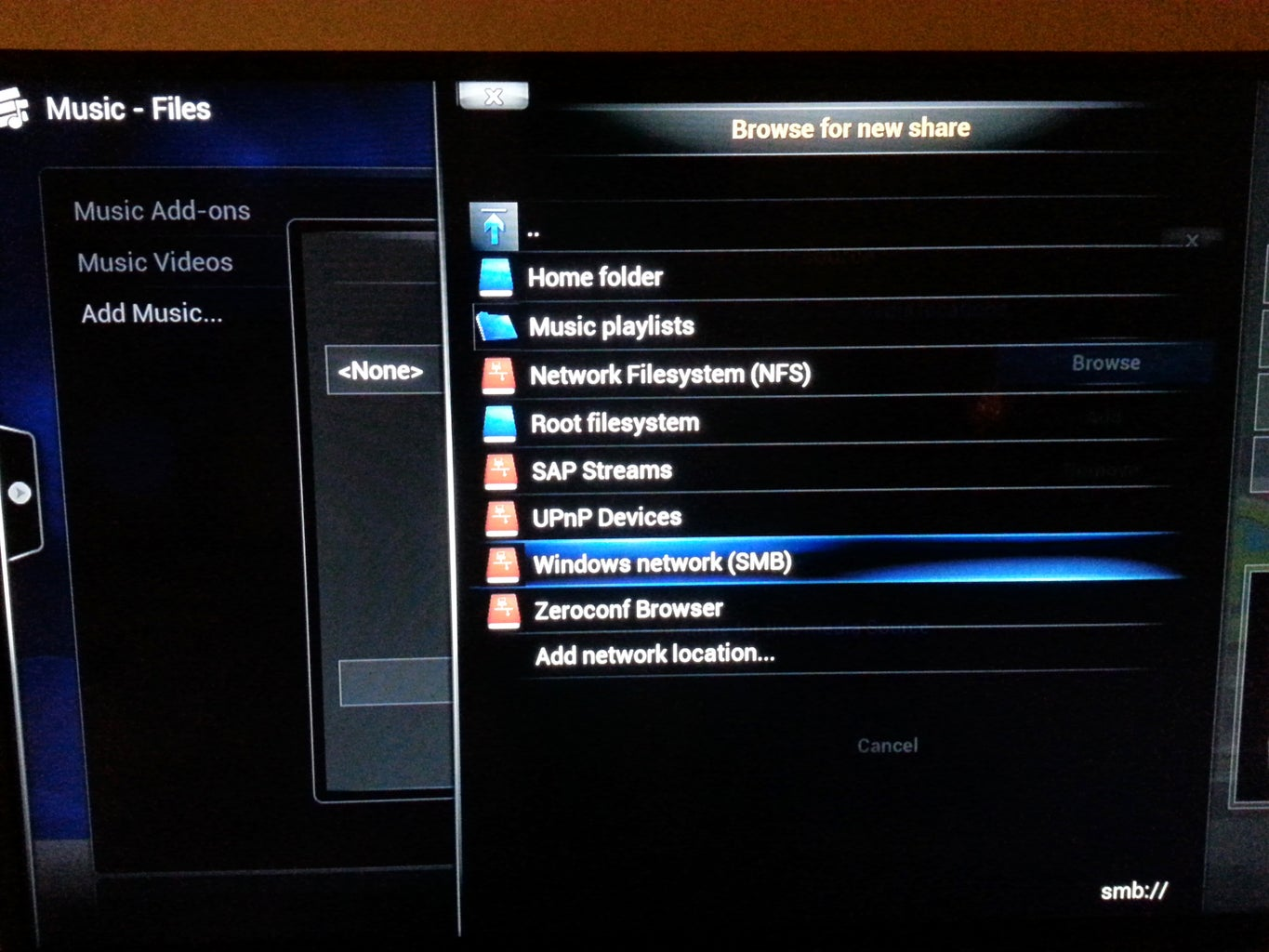Part 2: Adding Movies, Music and Other Files