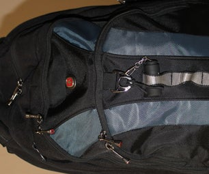 """Laptop Backpack Becomes My """"Possible Bag"""""""