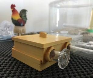 3d Printing a Formicarium