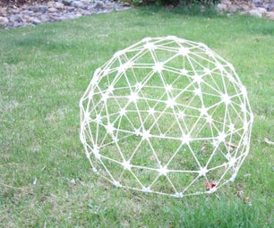 3 Frequency Geodesic Dome