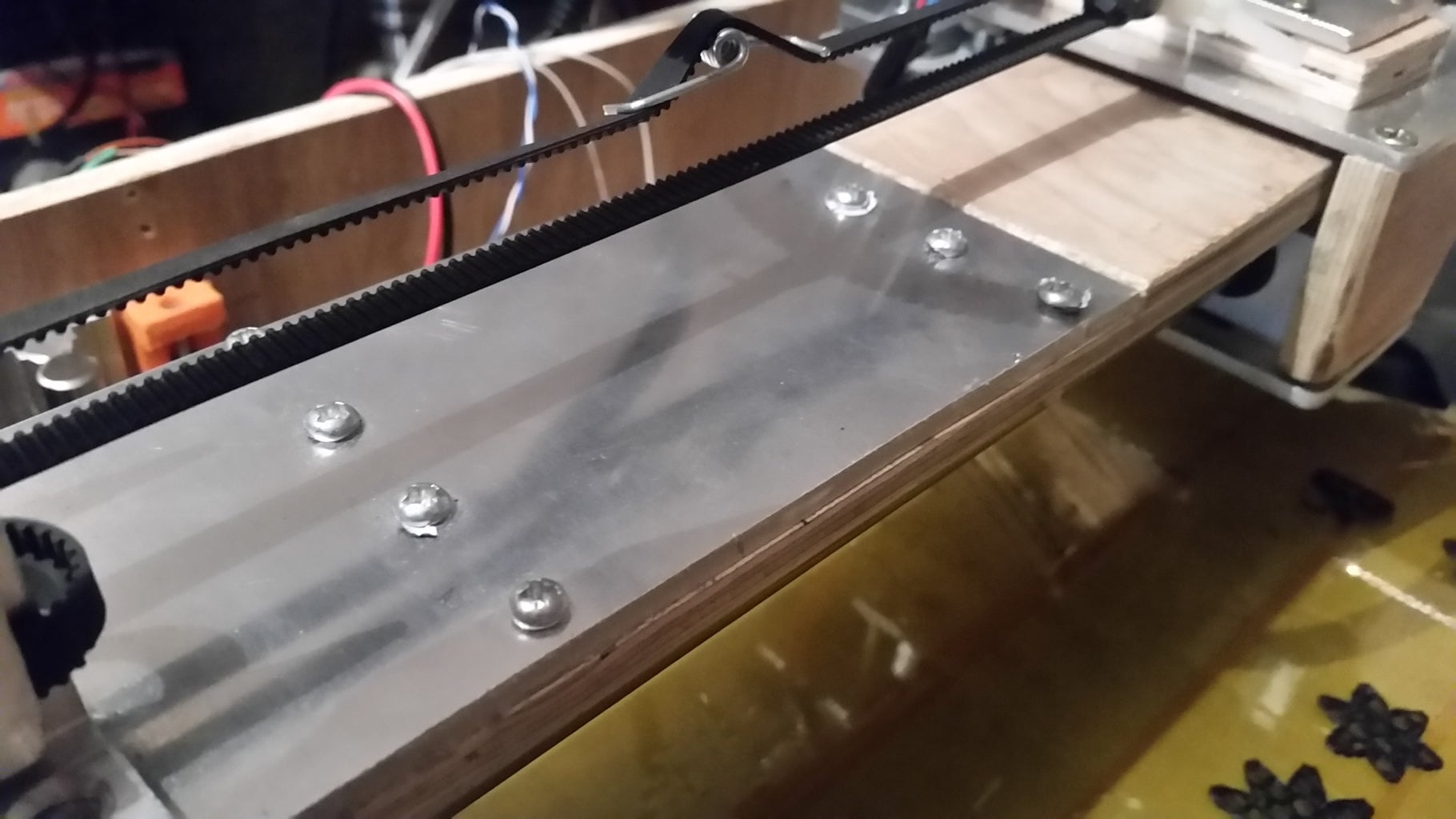 Mechanical - Y Axis