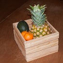 """Fruit/Vegetable Crate Out of 2""""X3"""" Lumber (16"""" long)"""