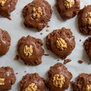 How to Make Chocolate and Cornflake Afghan Biscuits
