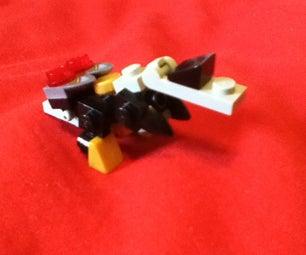 Lego Transformers Targetmaster Dinobot