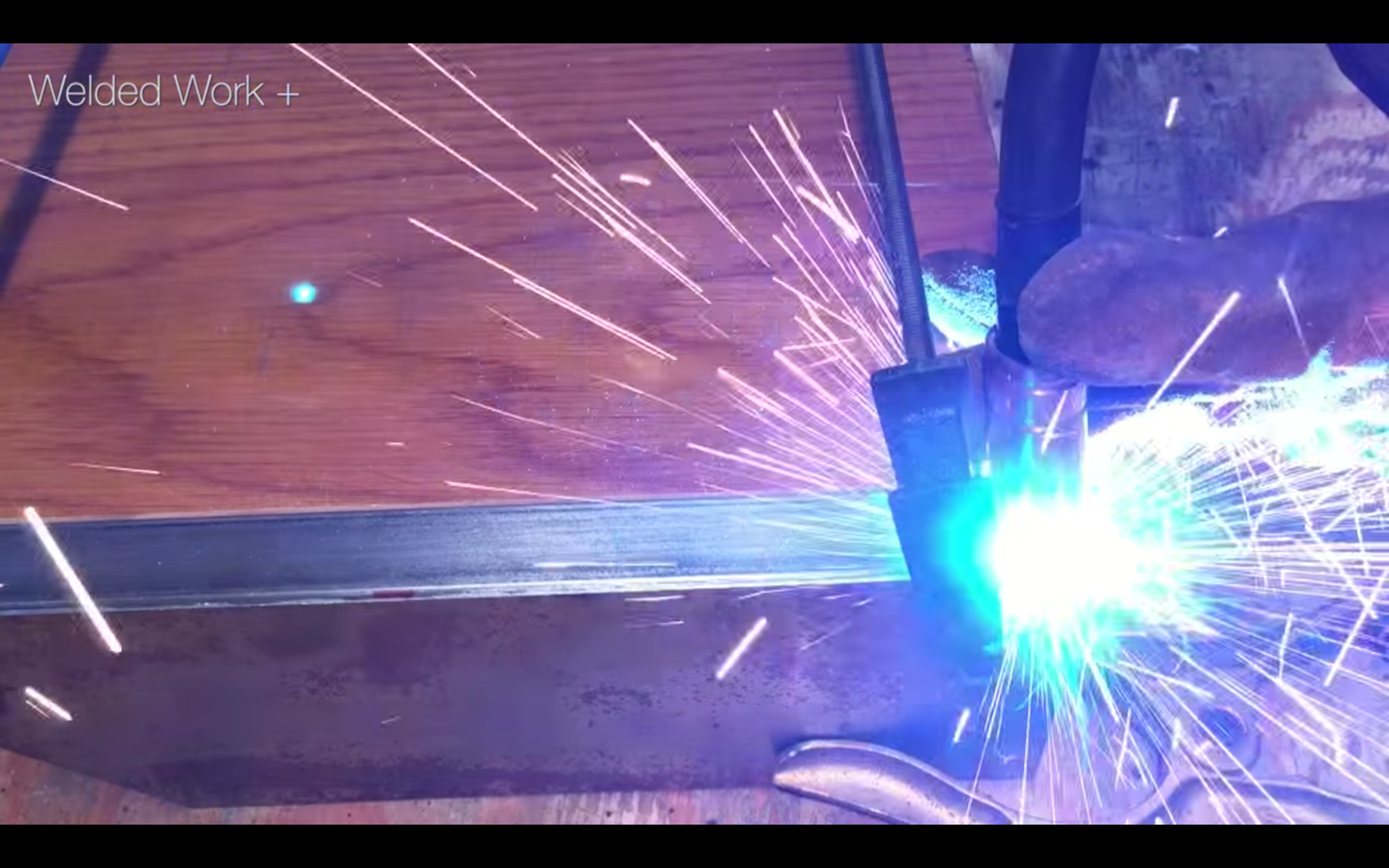 Tack and Weld Everything Together