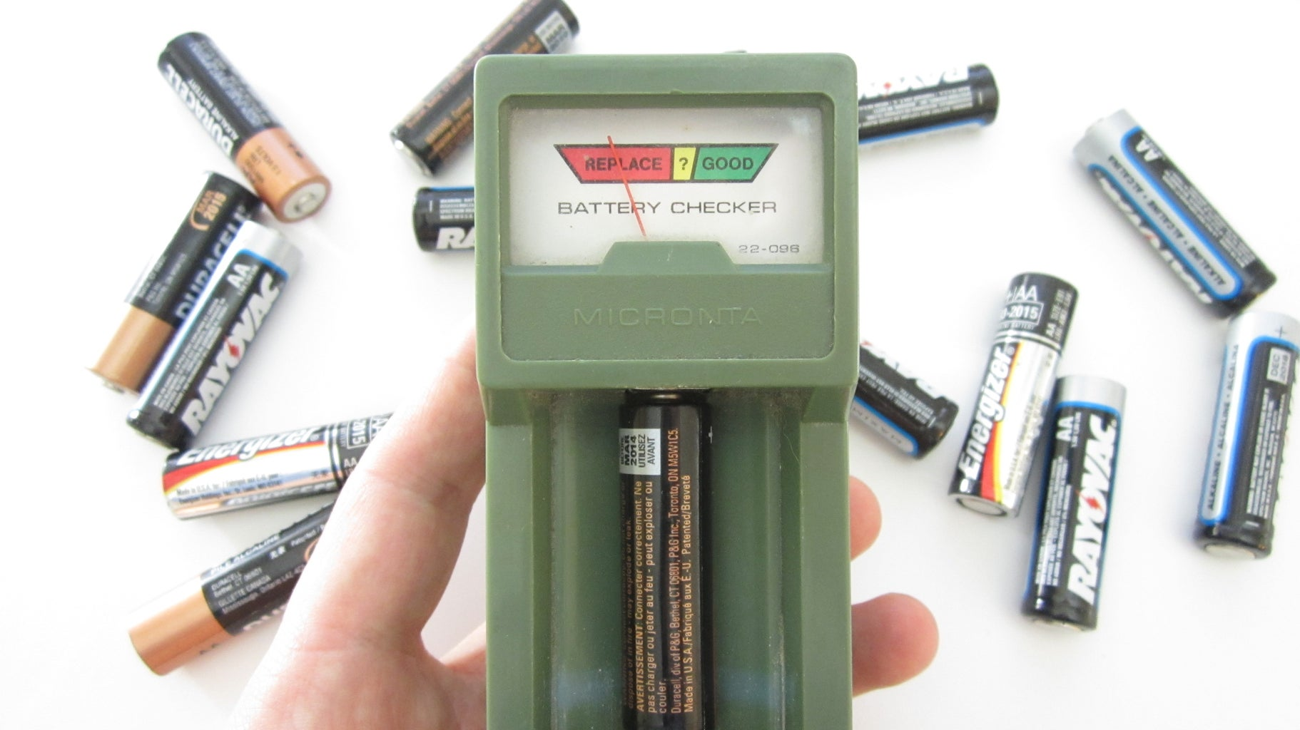 Dead Battery Hand Warmer