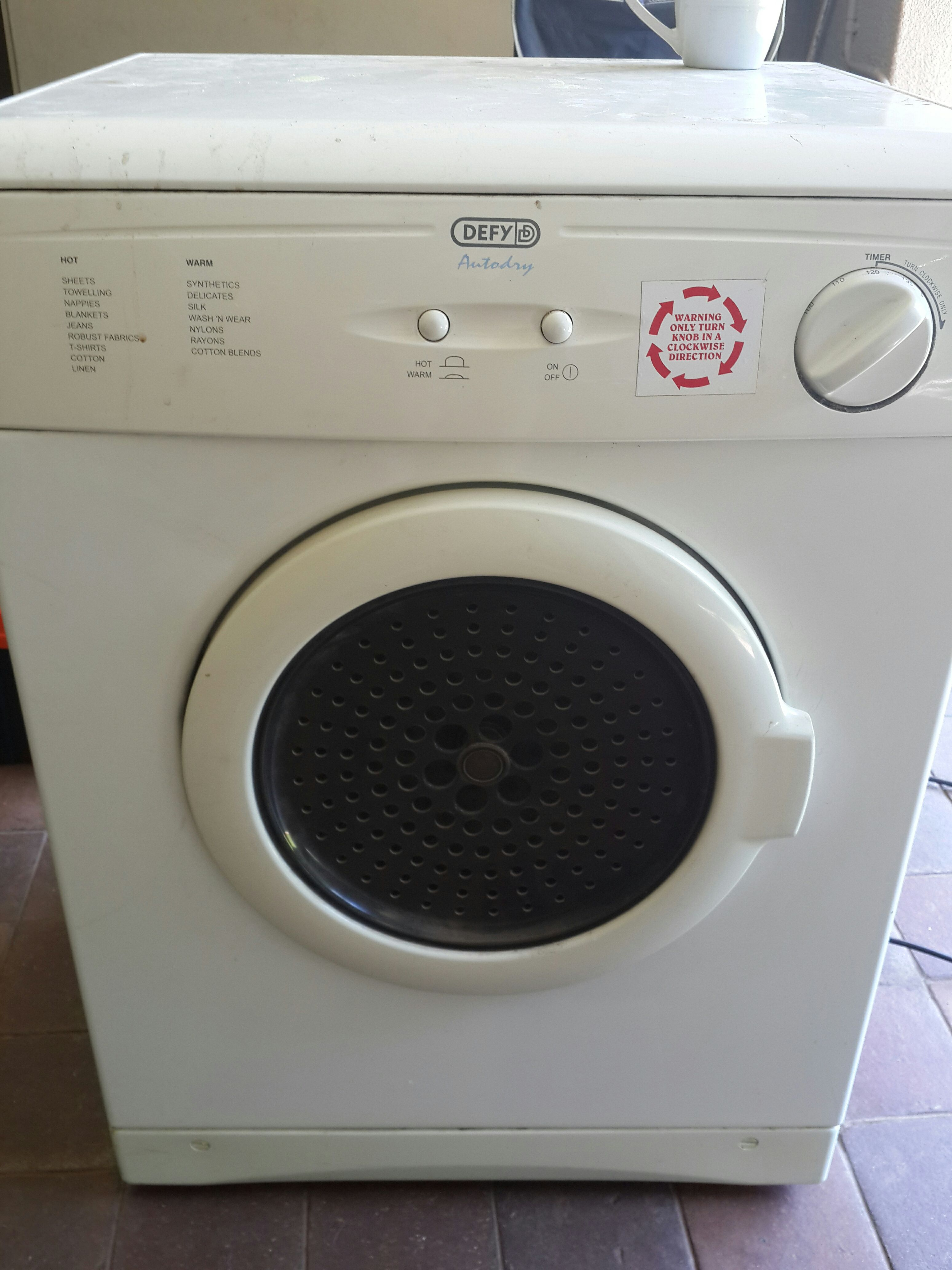 How and what to salvage from clothes dryer  (tumble dryer)