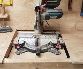 Mitre Saw Levelling