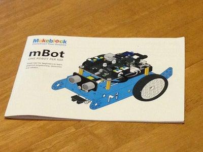 MBot: Parts