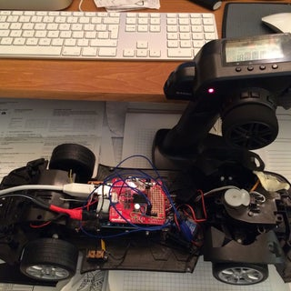 How to Control Any R/C Car With an Airplane Transmitter!