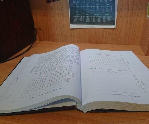 Encolado De Libro (400 Páginas)