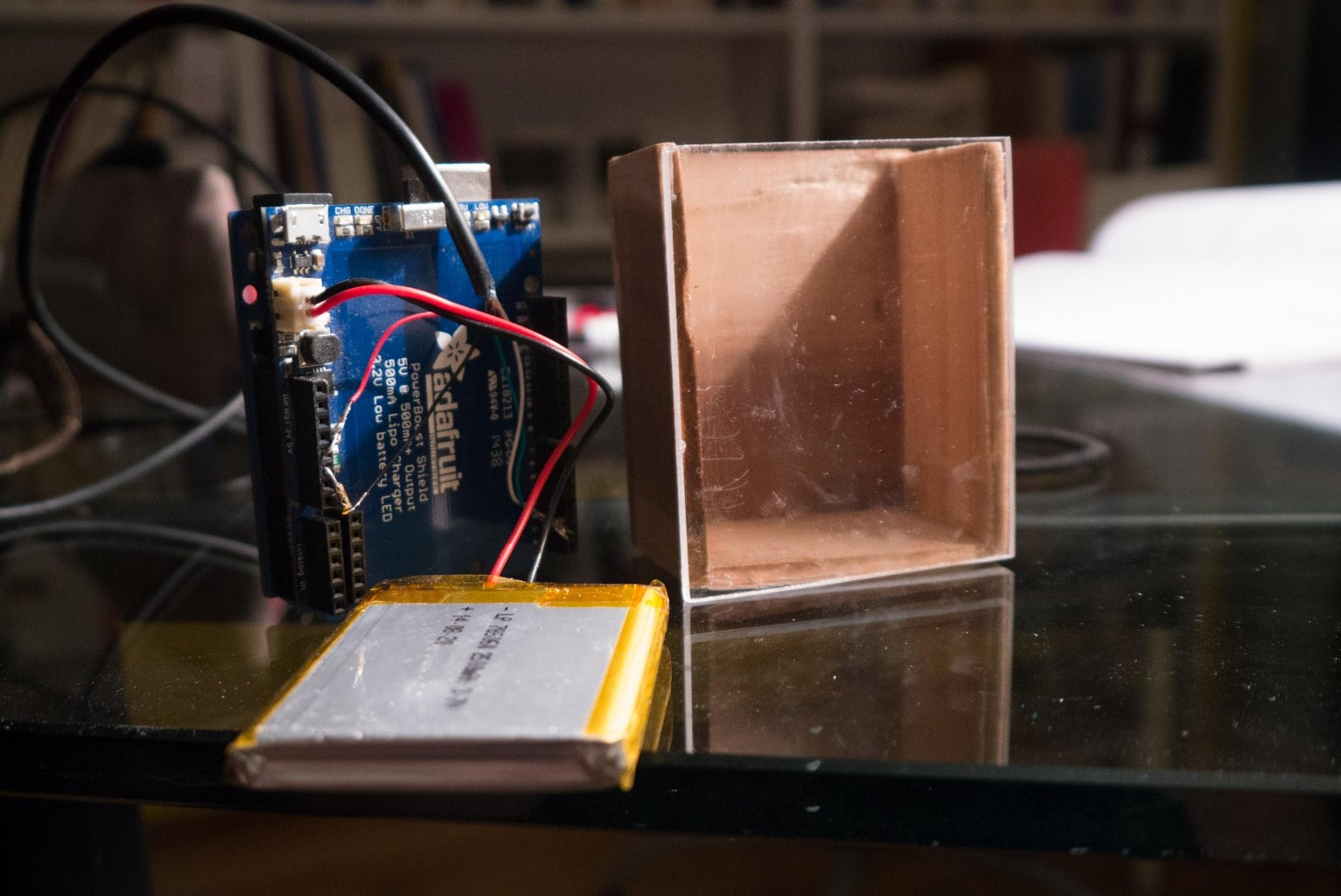 Electronics (Soldering/Arduino)