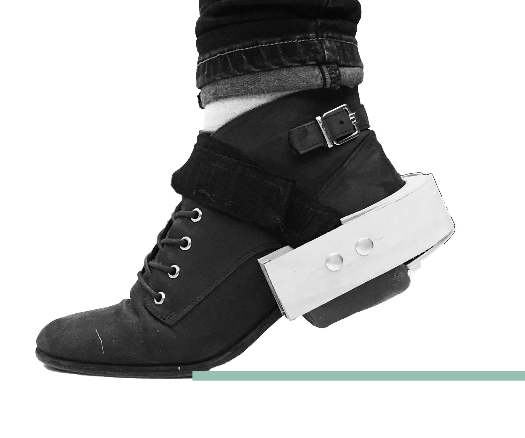 Energy Harnessing Shoe Attachments