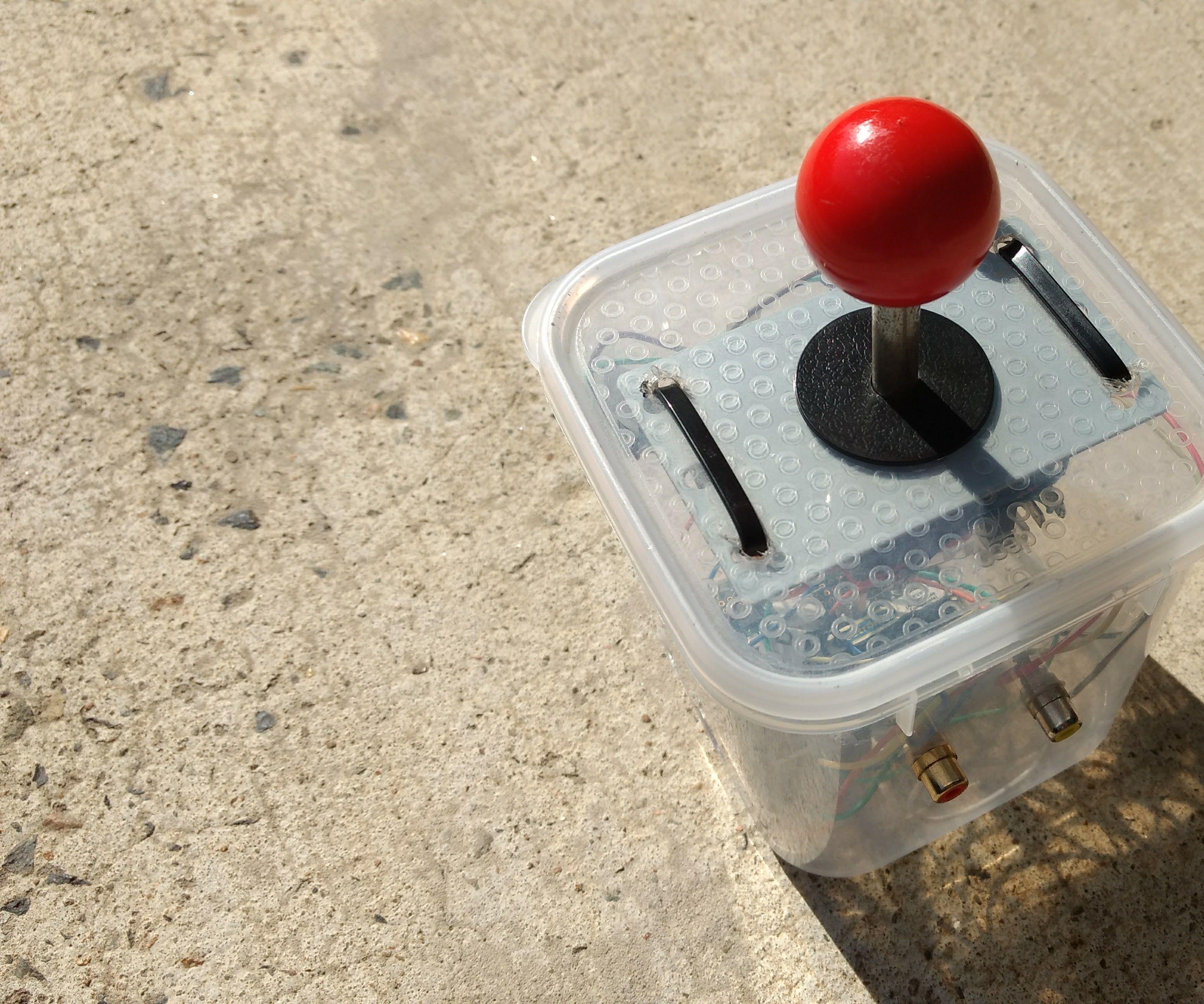 Making a Portable Retro Game Console using Arduino