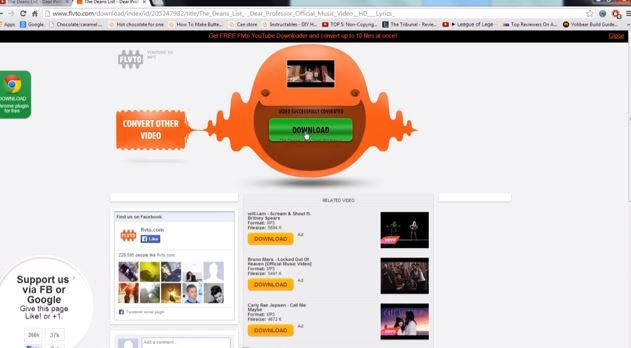 How To Download Any Song/Video From YouTube - Easiest Way - 2013
