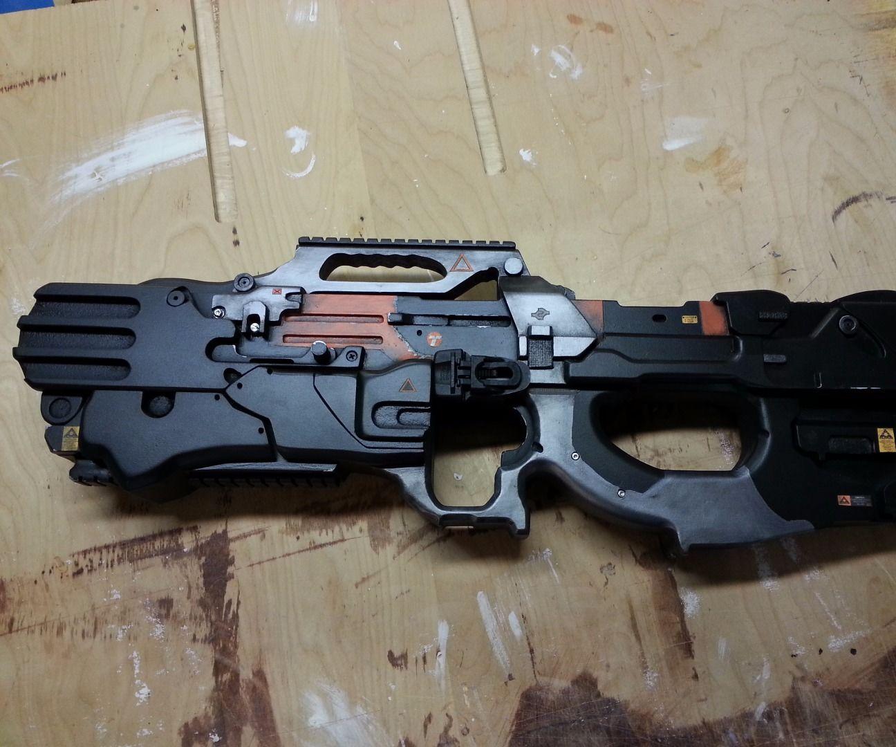 Crysis 3 Typhoon Prop