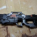 Crysis Typhoon Minigun Prop