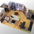 """Yadda Yadda"" Papercraft Model"
