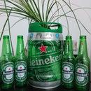 Heineken Plant Pot