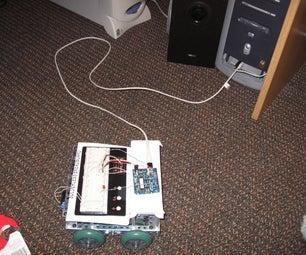 Simple Arduino Robotics Platform!