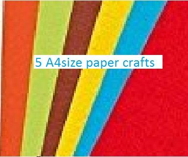 4 Simple Paper Crafted Items