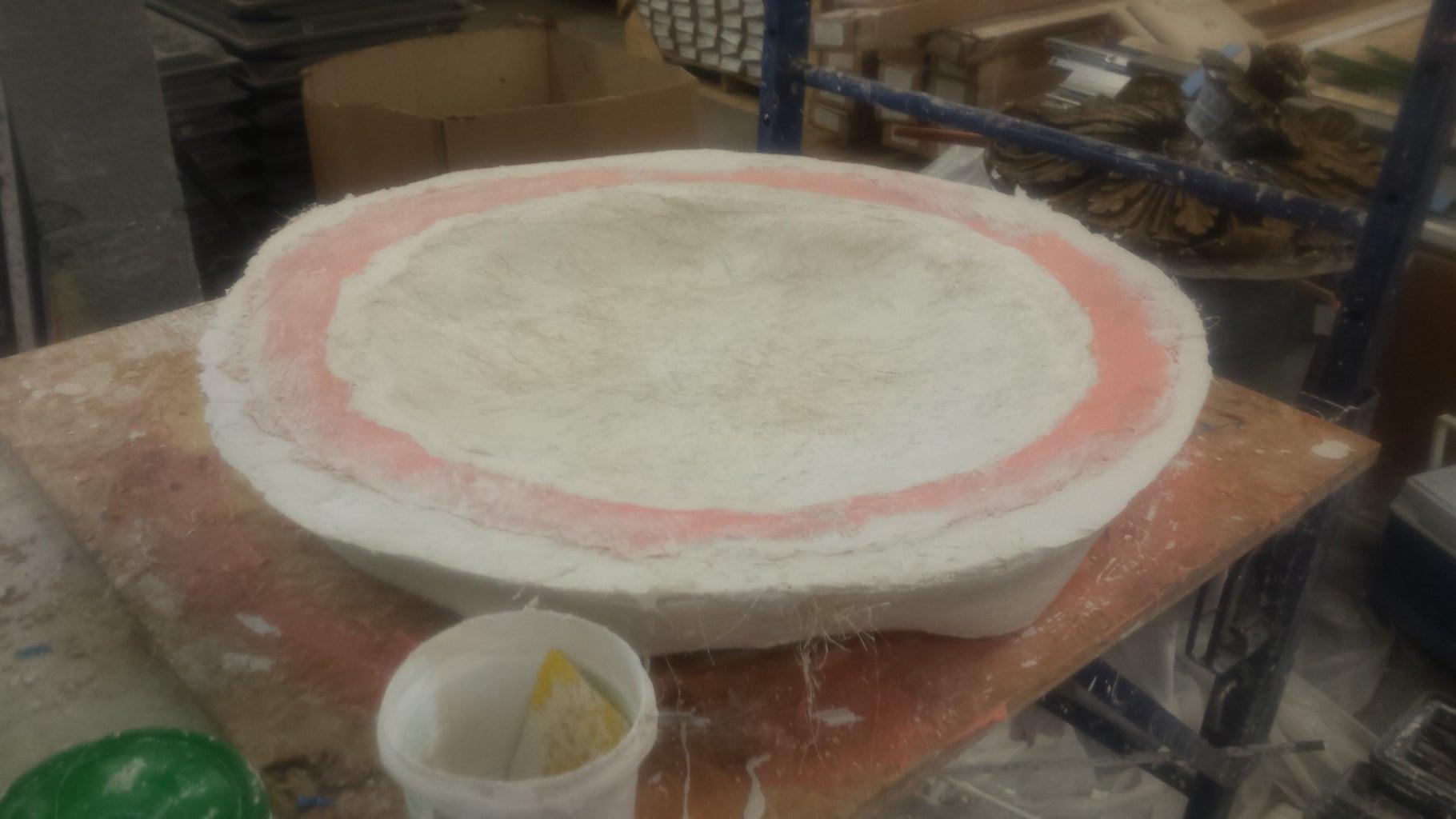 Molding the Base
