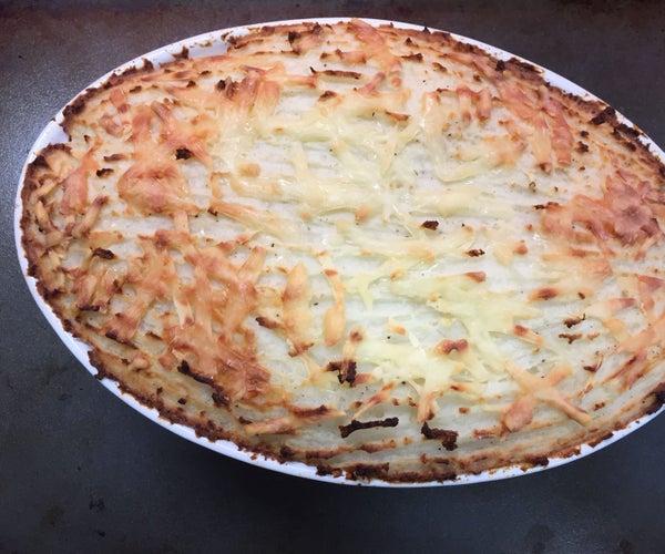 Delicious Fish Pie