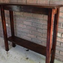 How to Make a Console Display Table
