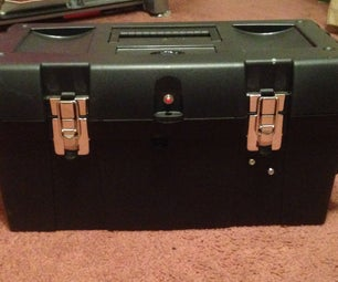 Portable Battery Backup With Upgrades