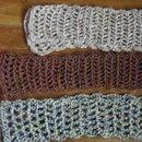 How to Crochet a Headband / Hair-tie