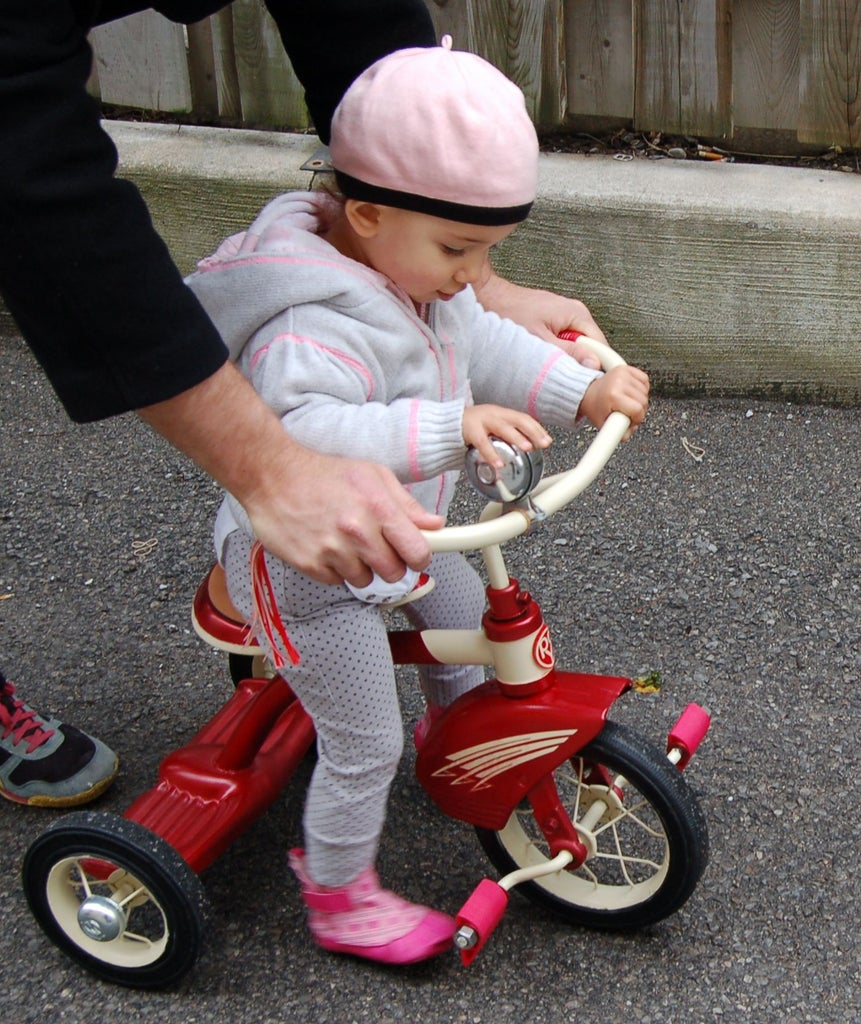 Vintage Tricycle Resurrection With Modern Technology