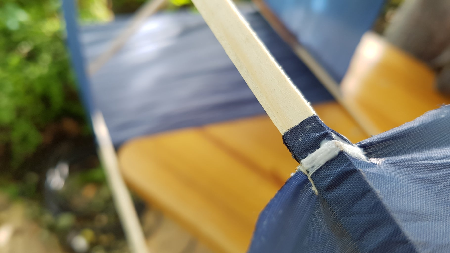Add Key Strength Stitching