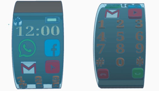 The Dial Pad and the Screen