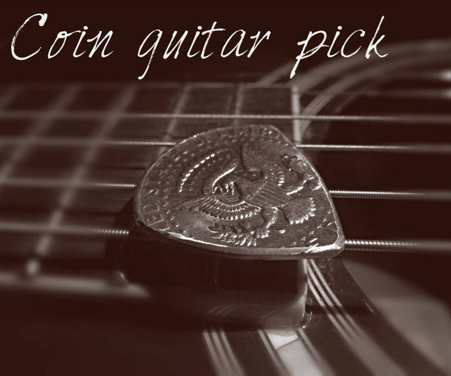Cheap Easy Guitar Pick!