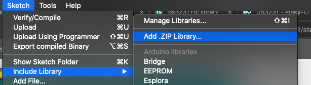 Xtra Step: Extracting the Libraries (if You Know How, Skip This Step)