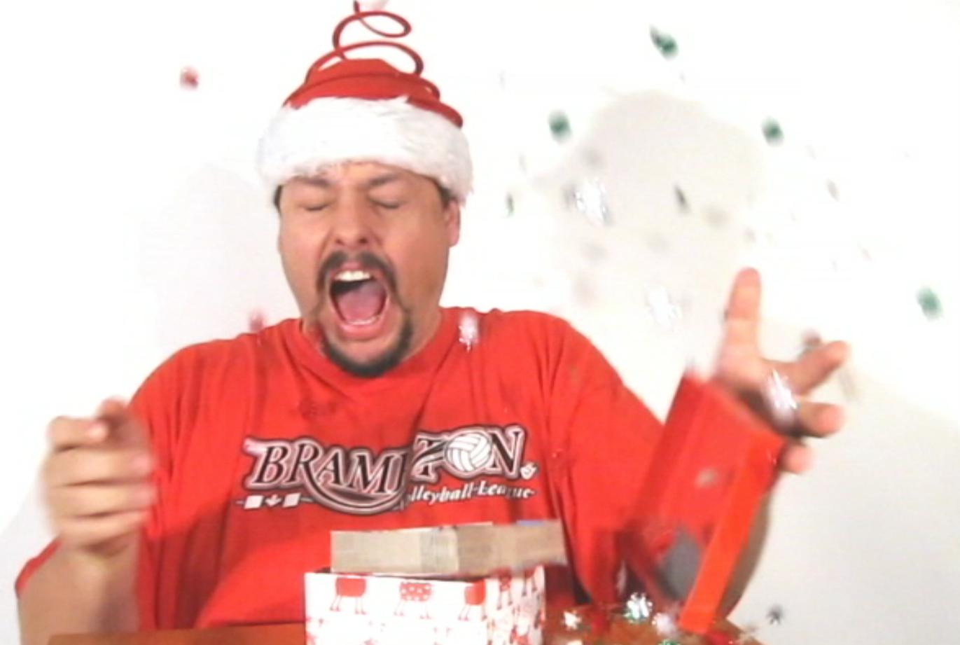 the fun, surprising, exploding gift box